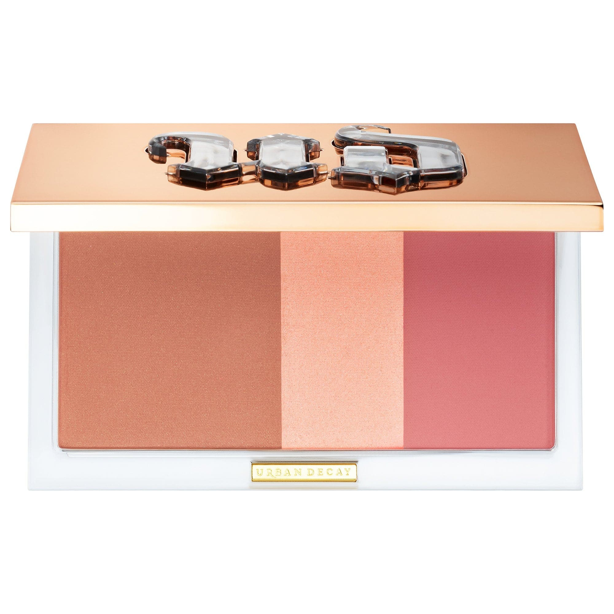 Urban Decay Stay Naked Threesome Blush Bronzer & Highlighter Palette Fly