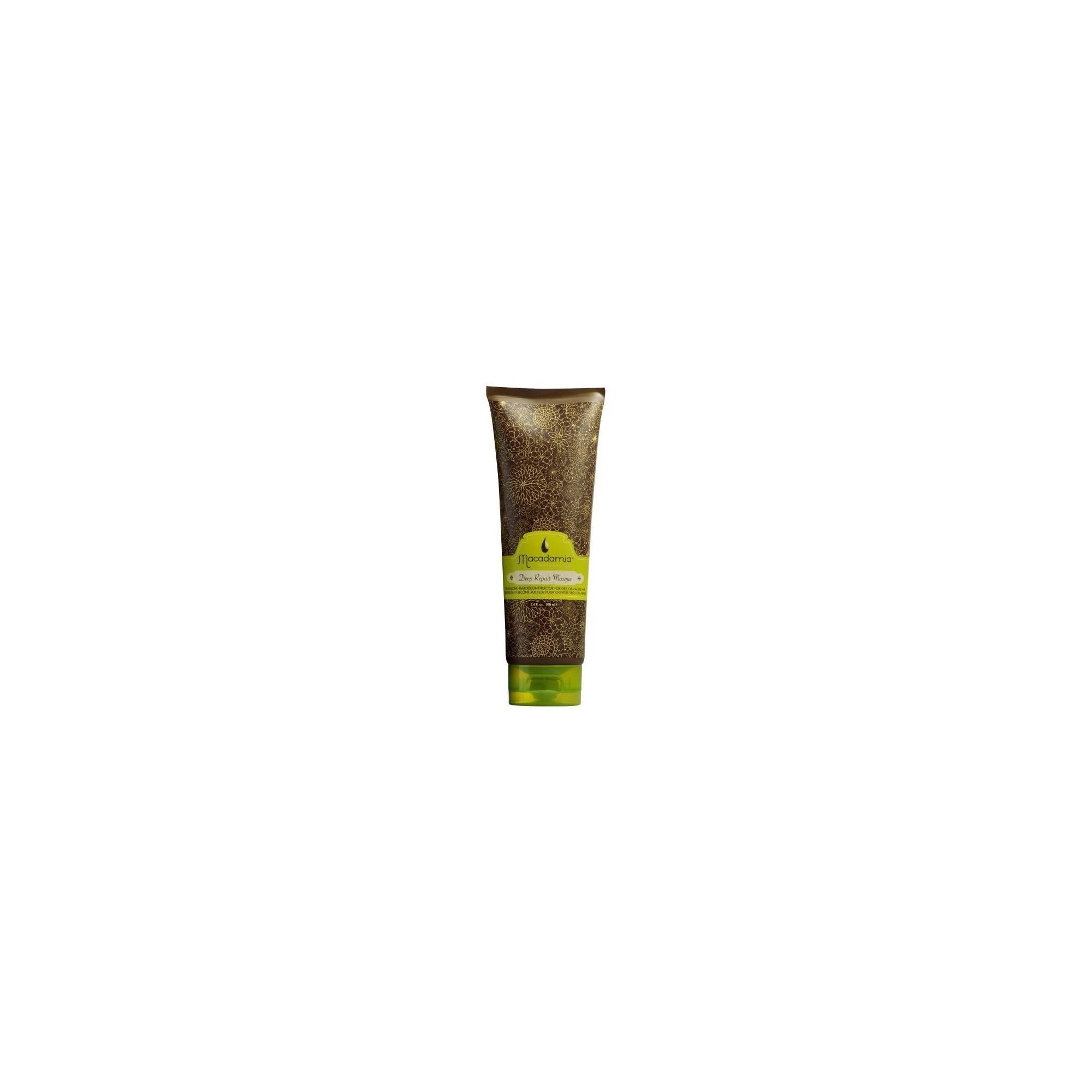 Macadamia Natural Oil Deep Repair Masque 100ml