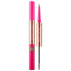 Tarte Big Ego Sketch & Set Brow Pencil & Tinted Gel Ash Blonde