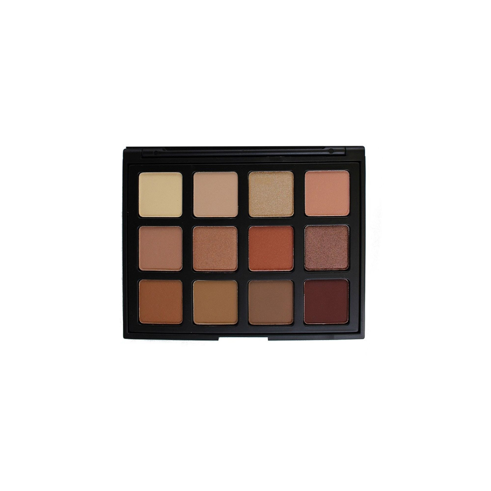 Morphe 12NB Natural Beauty Palette - Pick Me Up Collection