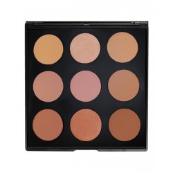 Morphe 9BZ That Glow Bronzer Palette