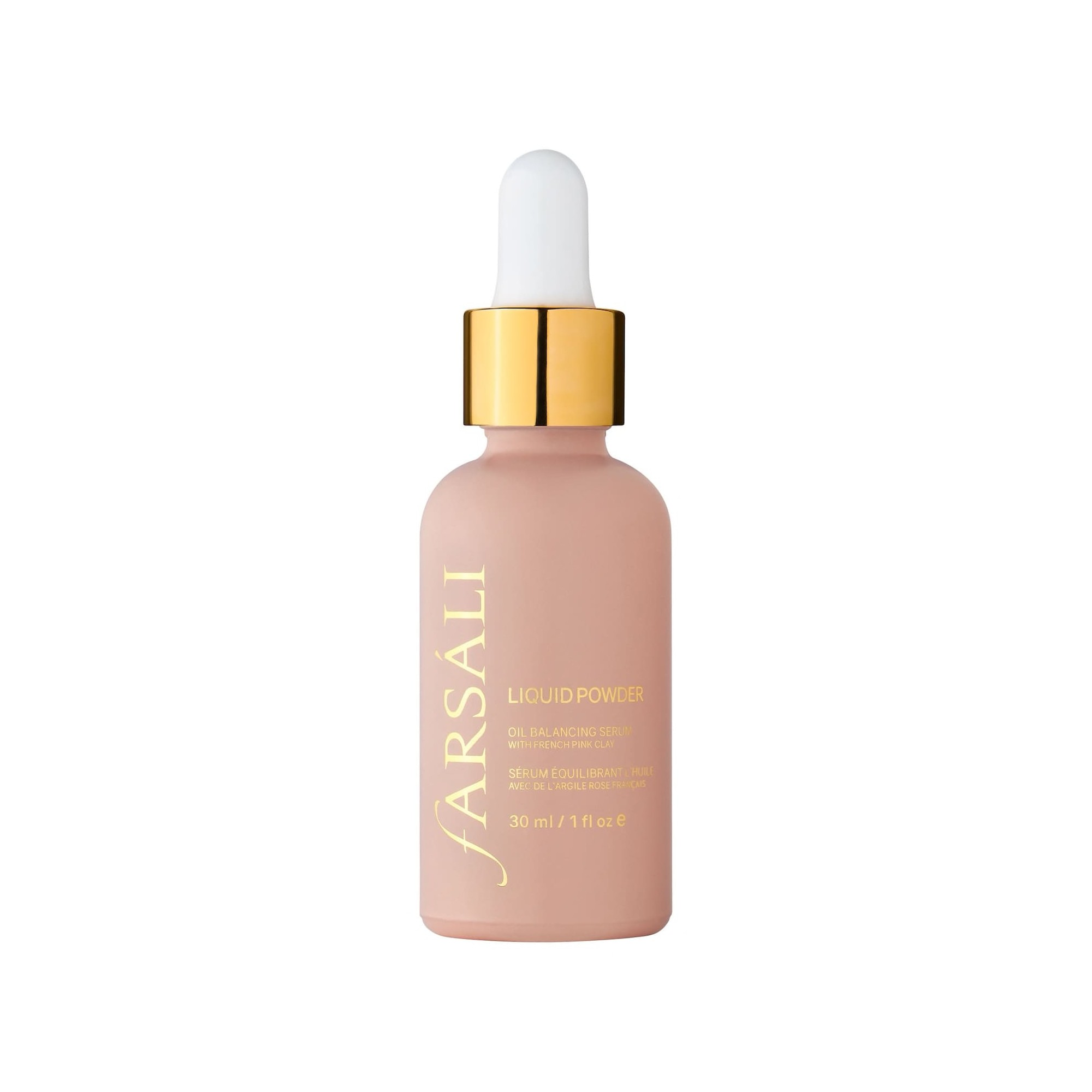 FARSÁLI Liquid Powder Oil Balancing Serum