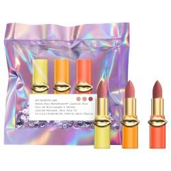 Pat McGrath Labs Lust Mini MatteTrance Lipstick Trio Skin Show V2