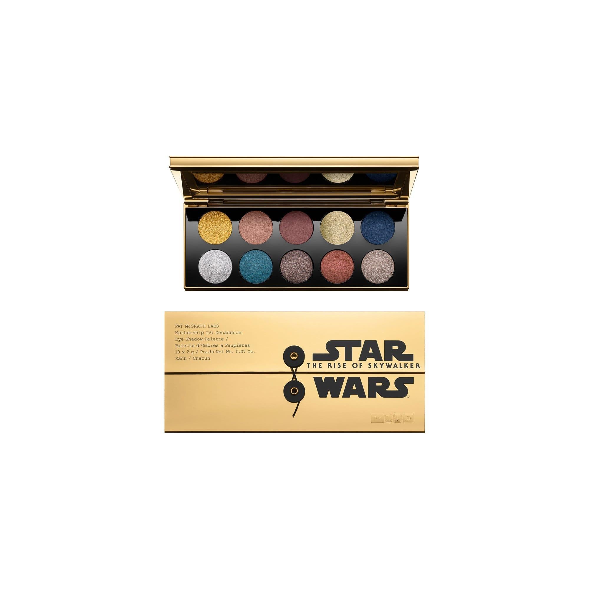 Pat McGrath Labs x Star Wars Mothership IV Decadence eye shadow palette