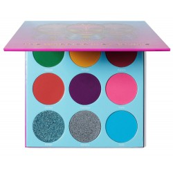 Juvia's Place The Warrior 3 Eyeshadow Palette