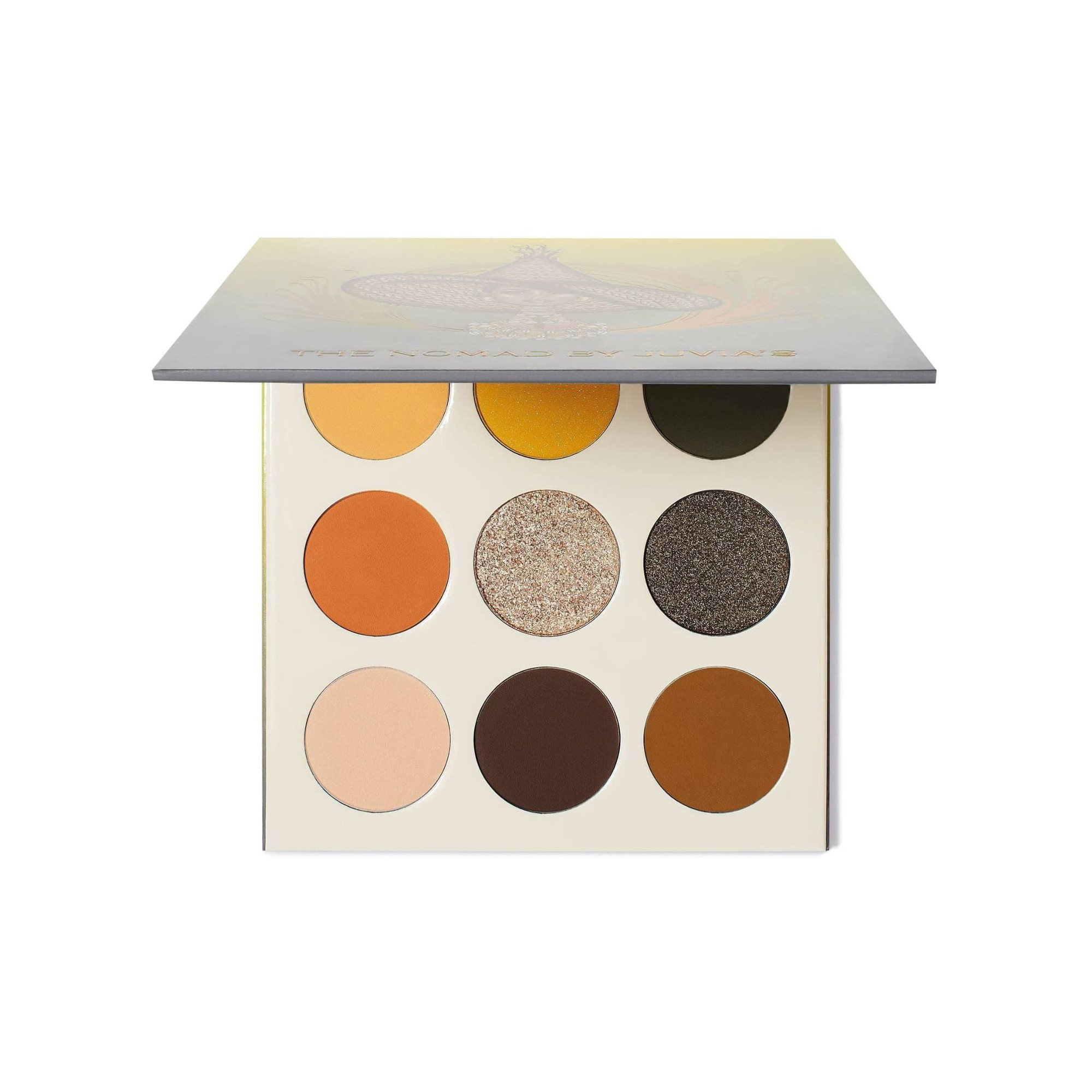 Juvia's Place The Nomad Eyeshadow Palette