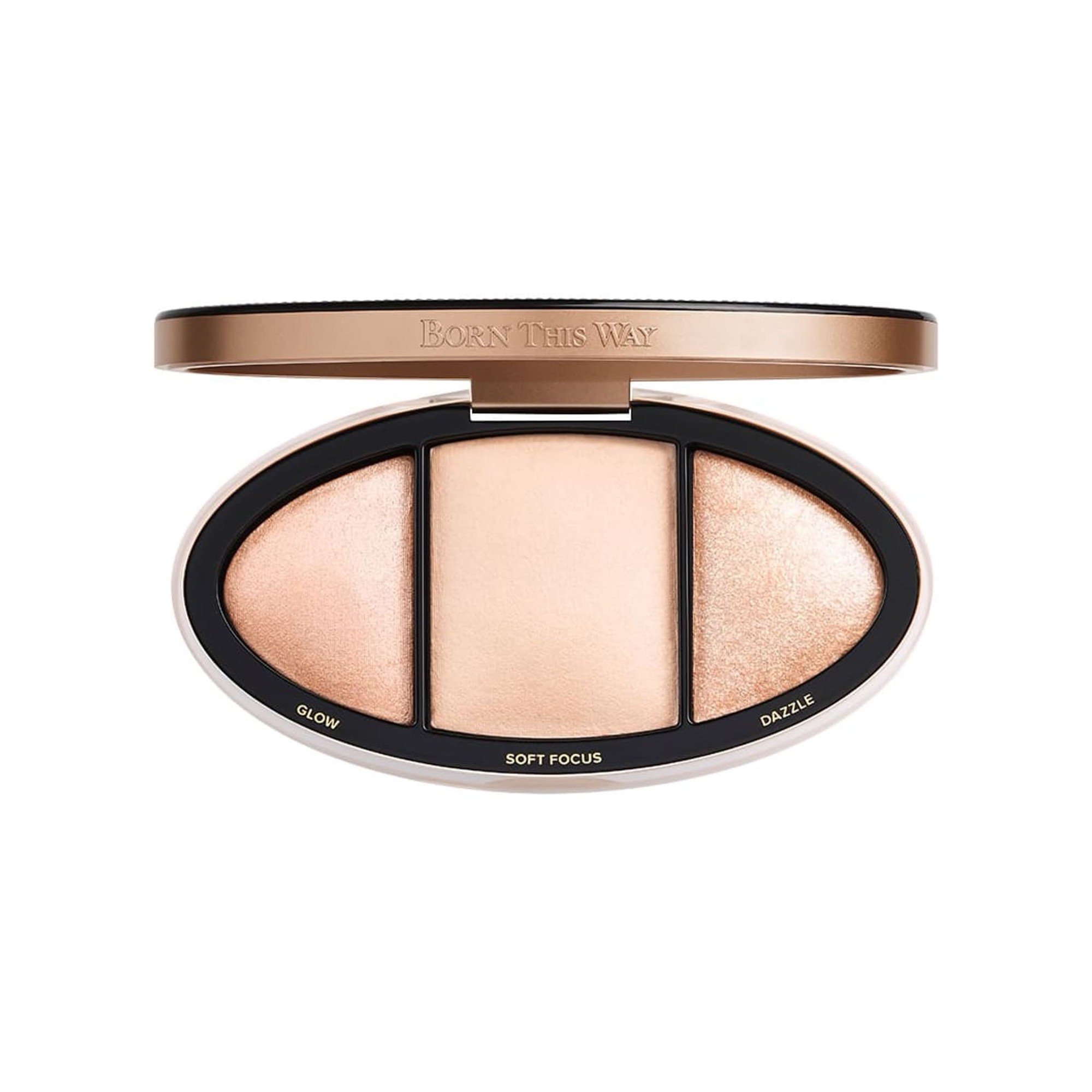 Too Faced Born This Way Turn Up The Light Complexion Enhancing Highlighting Palette Light