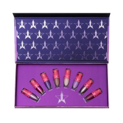 Jeffree Star Queen Bitch Mini Purple Velour Liquid Lipsticks Bundle