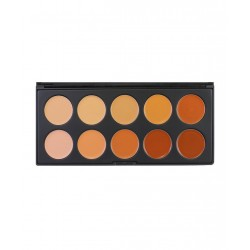 Morphe 10CON Colour Concealer Palette
