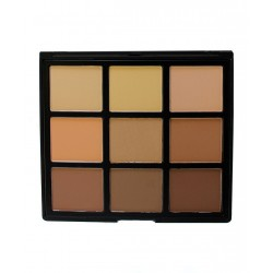 Morphe 9C 9 Colour Highlight Contour Palette