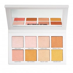Scott Barnes Glowy & Showy No1 Highlighter Palette