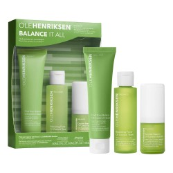 Ole Henriksen Balance It All Oil Control And Pore-Refining Set