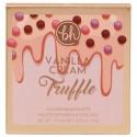BH Cosmetics Truffle Blush 4 Color Blush Palette Vanilla Cream