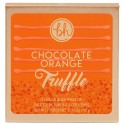BH Cosmetics Truffle Blush 4 Color Blush Palette Chocolate Orange