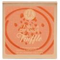 BH Cosmetics Truffle Blush 4 Color Blush Palette Vanilla Orange