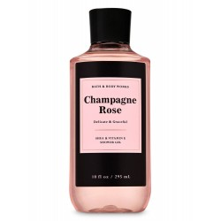 Bath & Body Works Champagne Rose Shower Gel