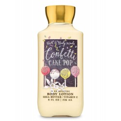 Bath & Body Works Confetti Cake Pop Super Smooth Body Lotion