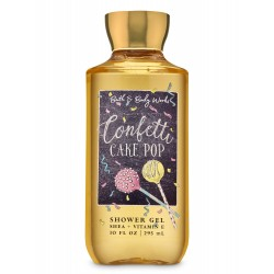 Bath & Body Works Confetti Cake Pop Shower Gel