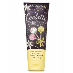 Bath & Body Works Confetti Cake Pop Ultra Shea Body Cream
