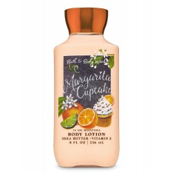 Bath & Body Works Margarita Cupcake Super Smooth Body Lotion