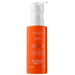 Sunday Riley C.E.O. Vitamin C + E Cleansing Oil