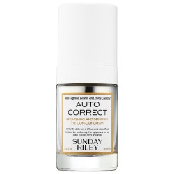 Sunday Riley Auto Correct Brightening and Depuffing Eye Contour Cream