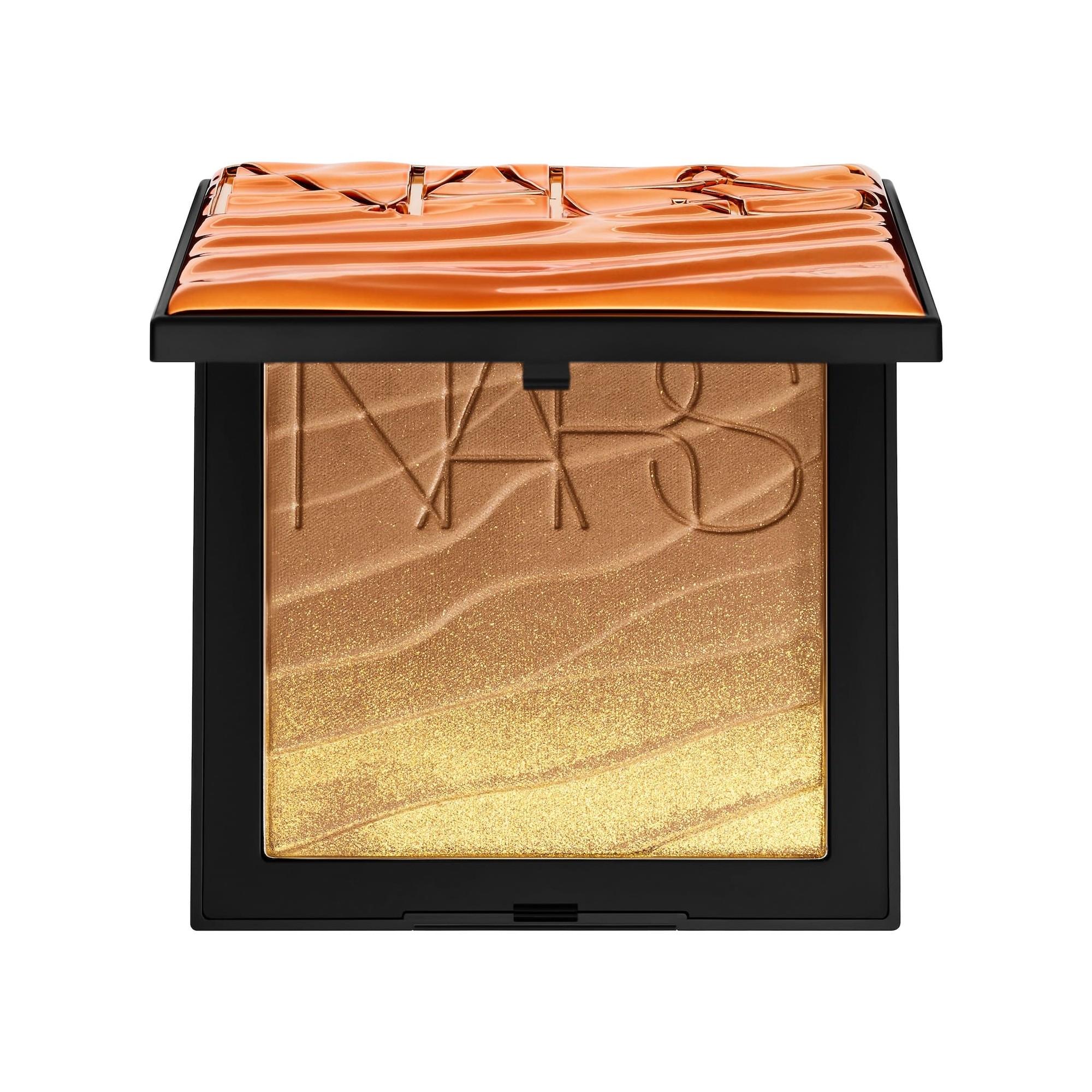 Nars Laguna Bronzer Powder with Gold Overspray – Jumbo
