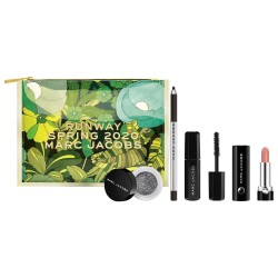 Marc Jacobs Beauty Everything Goes with Blacquer 4-Piece Essentials Set - Spring Runway Edition