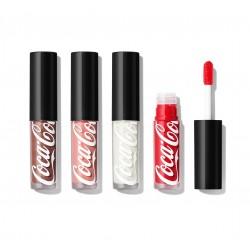 Morphe x Coca-Cola Lip In The Moment Lip Collection