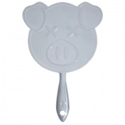 Jeffree Star Pearlescent Pig Hand Mirror