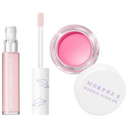 Morphe x Maddie Ziegler Lip & Cheek Duo Pink About It