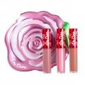 Lime Crime Pink Rose Velve-Tin Set