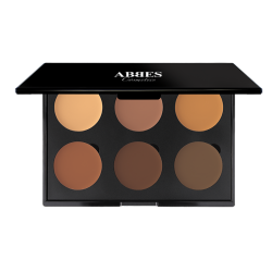 Abbes Cosmetics Contour Cream Palette Ebony