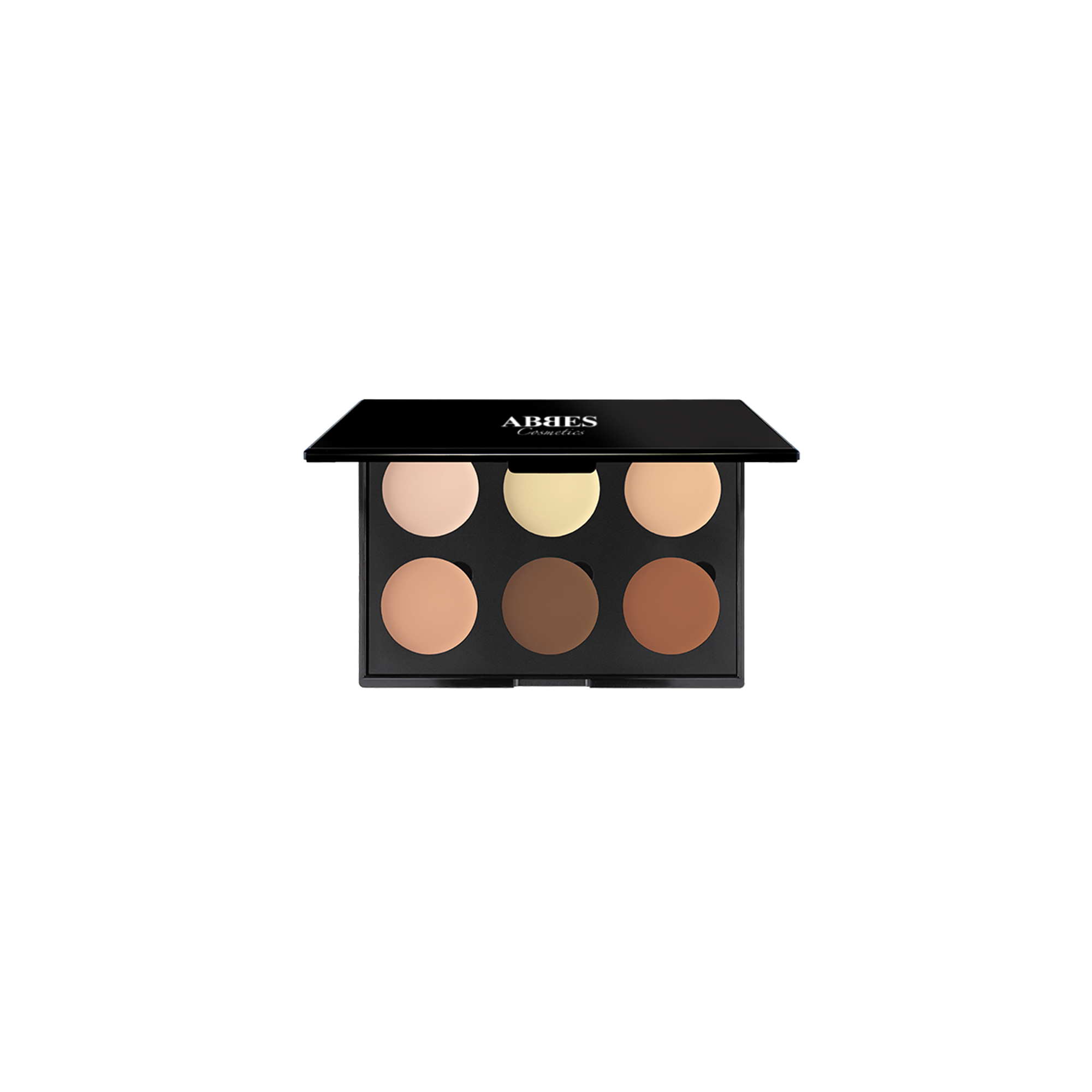 Abbes Cosmetics Contour Cream Palette Ivory