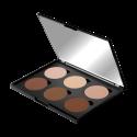 Abbes Cosmetics Pro Palette Insert x 6