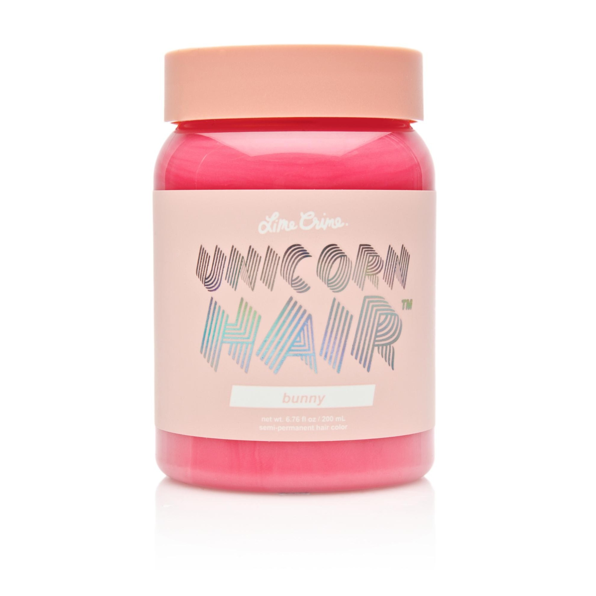 Lime Crime Unicorn Hair Bunny