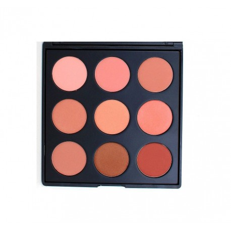 Morphe 9N The Naturally Blushed Palette