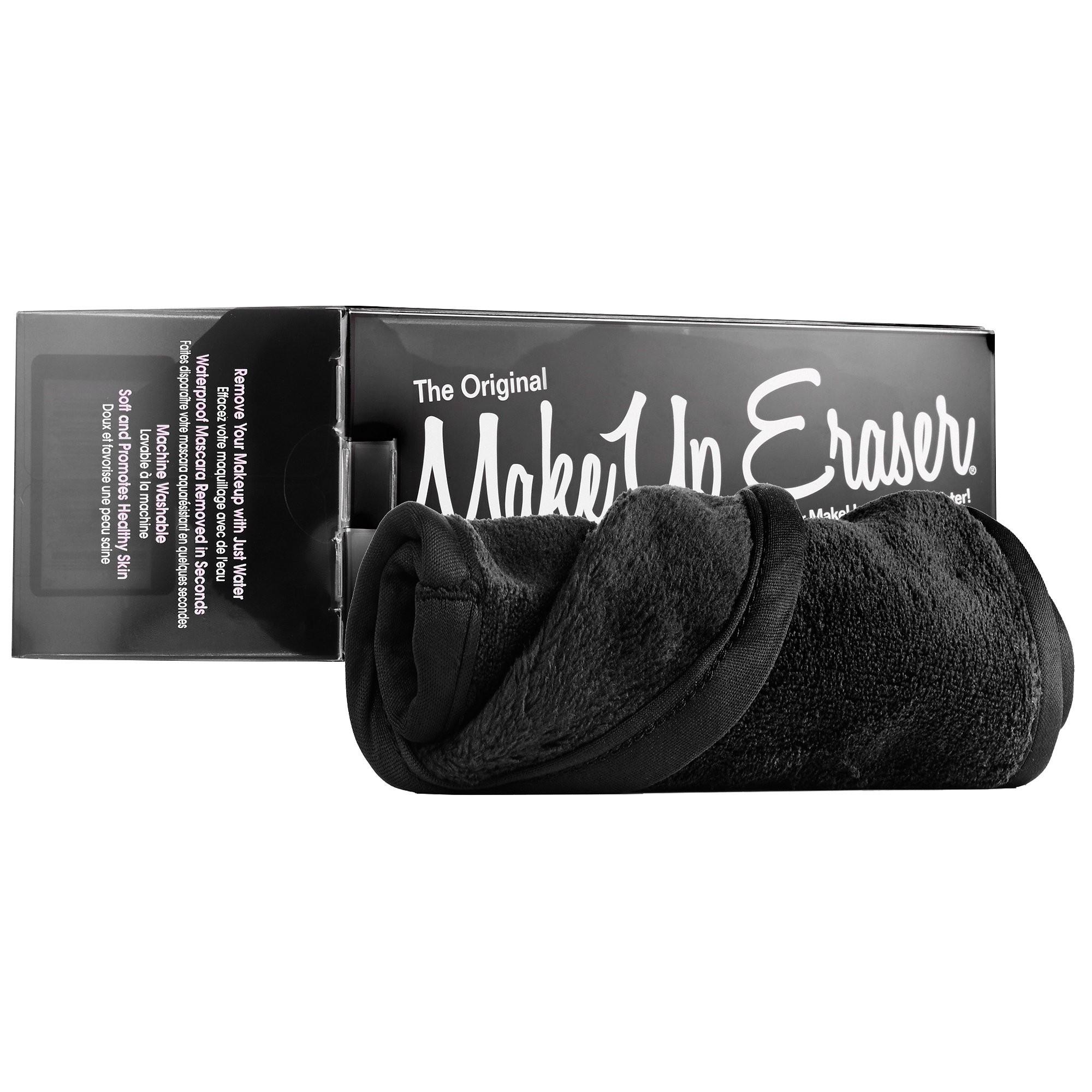 Makeup Eraser The Original Remover Cloth Black