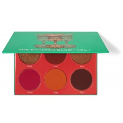 Juvia's Place The Saharan Blush Palette Vol.1
