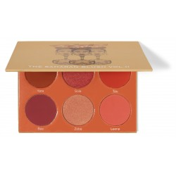 Juvia's Place The Saharan Blush Palette Vol.2