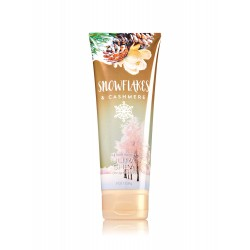 Bath & Body Works Snowflakes & Cashmere Ultra Shea Body Cream