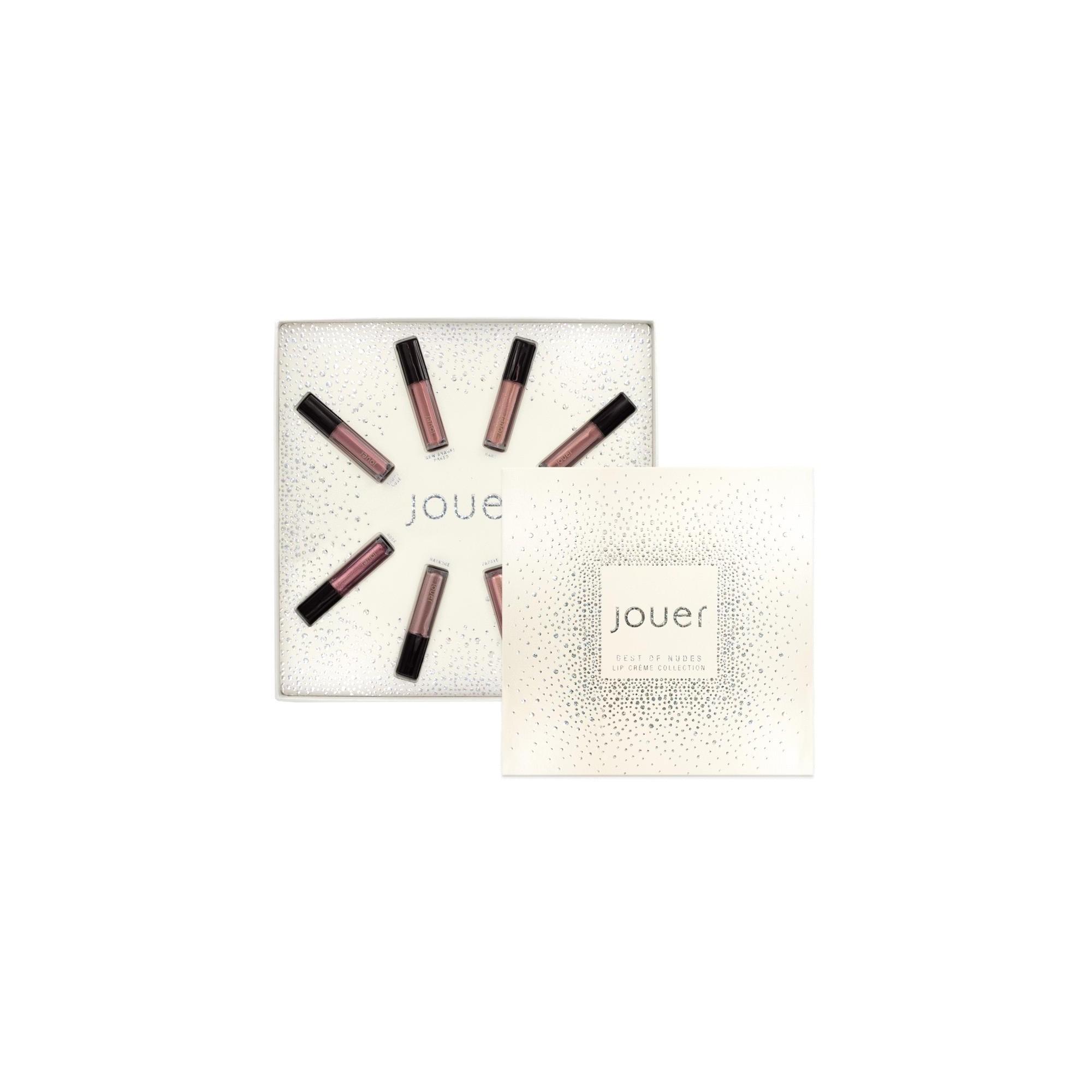 Jouer Best of Nudes Mini Lip Crème Gift Set