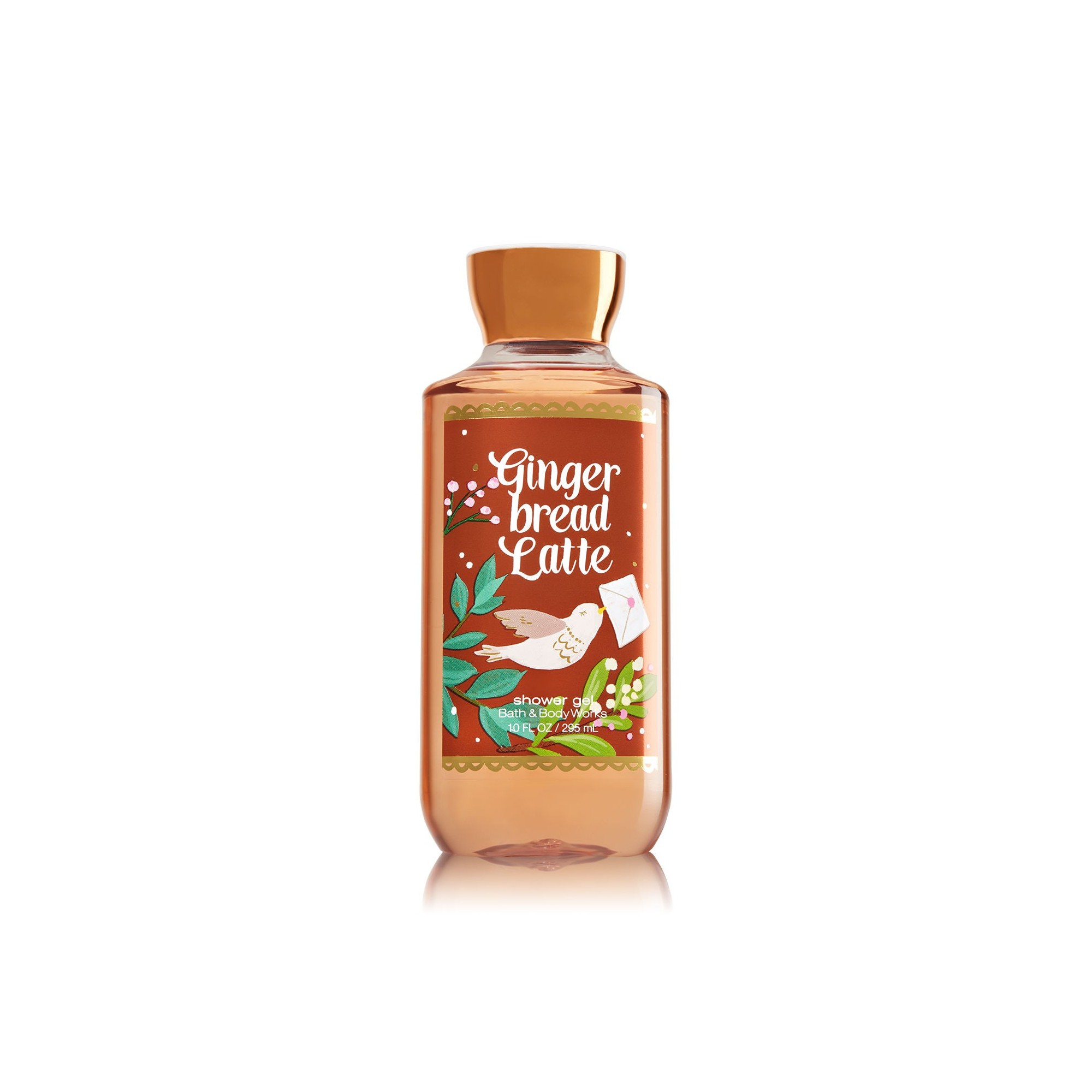 Bath & Body Works Gingerbread Latte Shower Gel