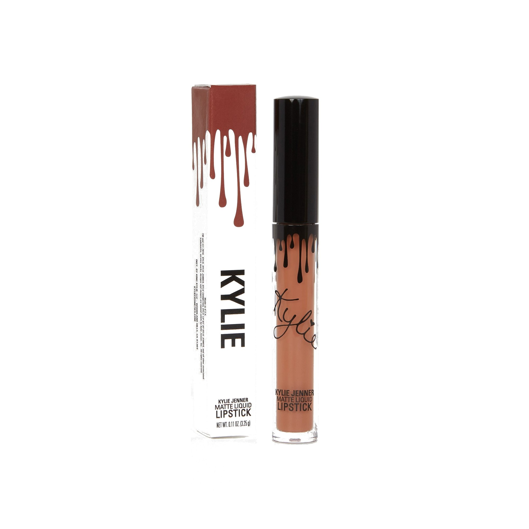 Kylie Cosmetics Brown Sugar Matte Liquid Lipstick