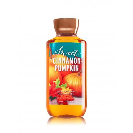 Bath & Body Works Sweet Cinnamon Pumpkin Shower Gel