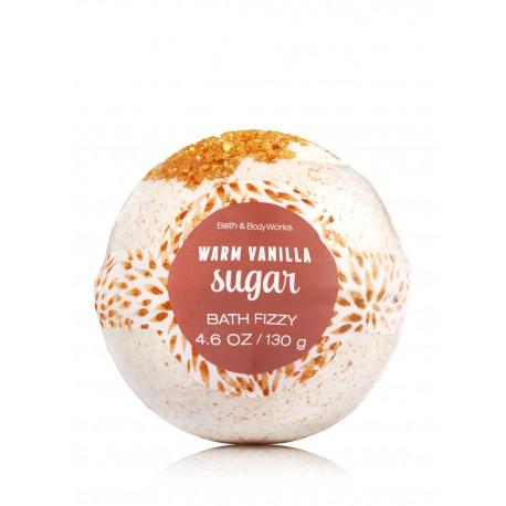 Bath & Body Works Warm Vanilla Sugar Bath Fizzy