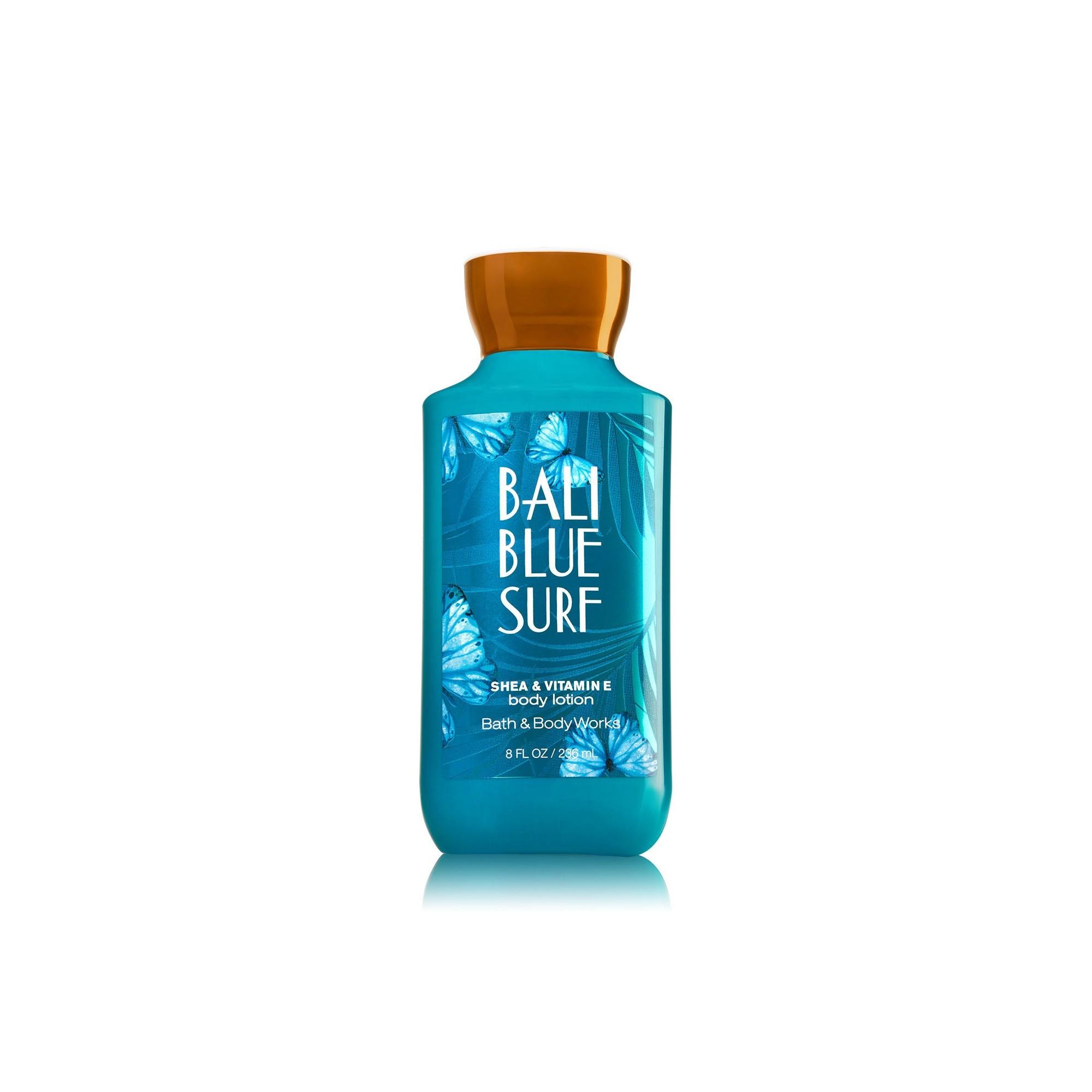 Bath & Body Works Bali Blue Surf Body Lotion