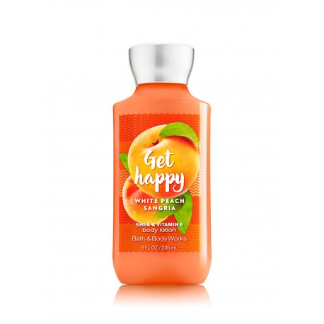Bath & Body Works White Peach Sangria Body Lotion
