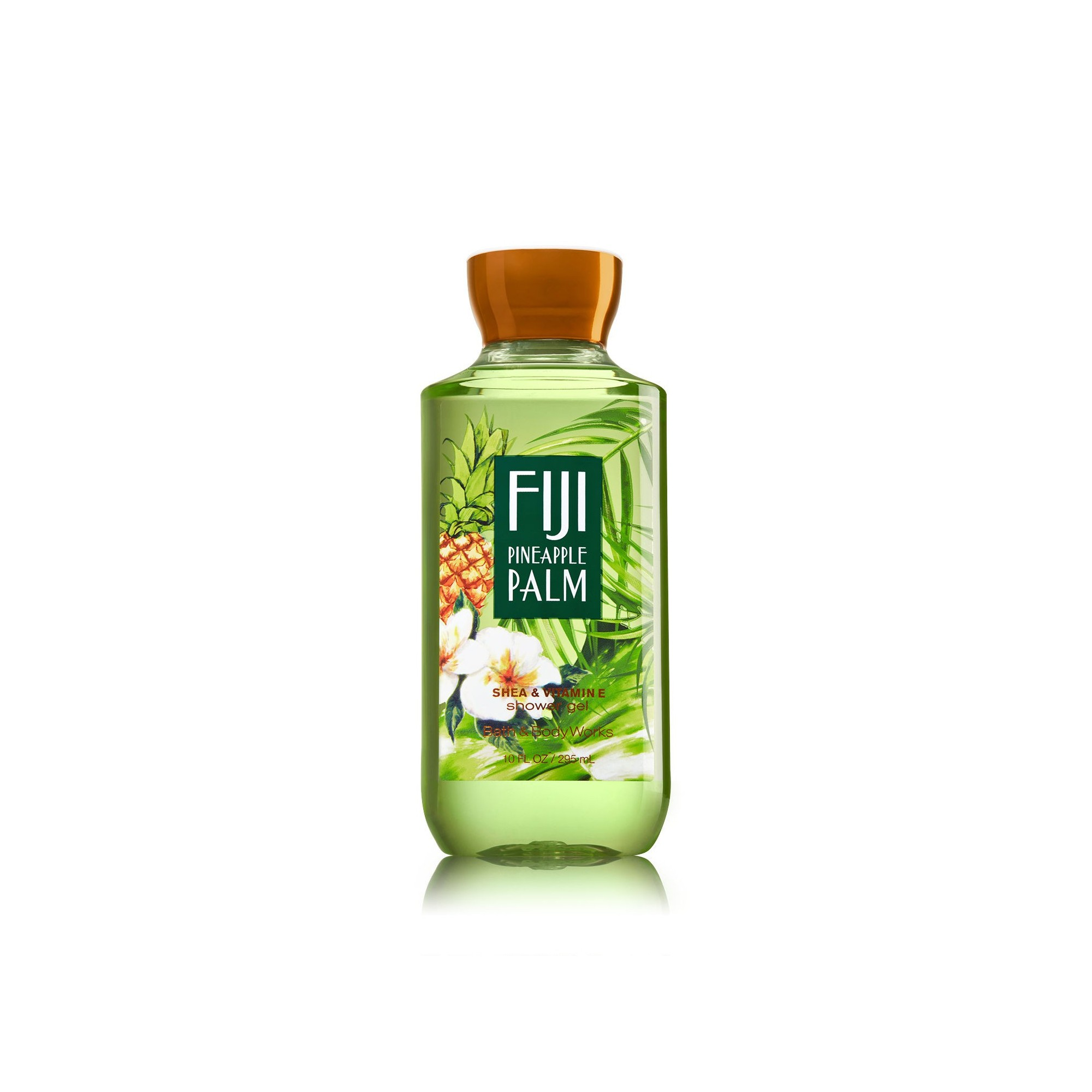 Bath & Body Works Fiji Pineapple Palm Shower Gel
