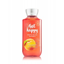 Bath & Body Works White Peach Sangria Shower Gel